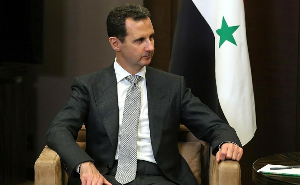 Президент Сирии Башар Асад подписал указ о всеобщей амнистии