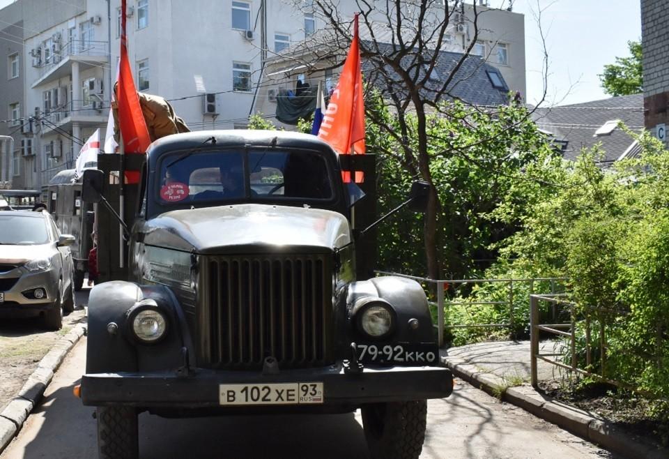 Фото: пресс-служба УВД по Краснодару