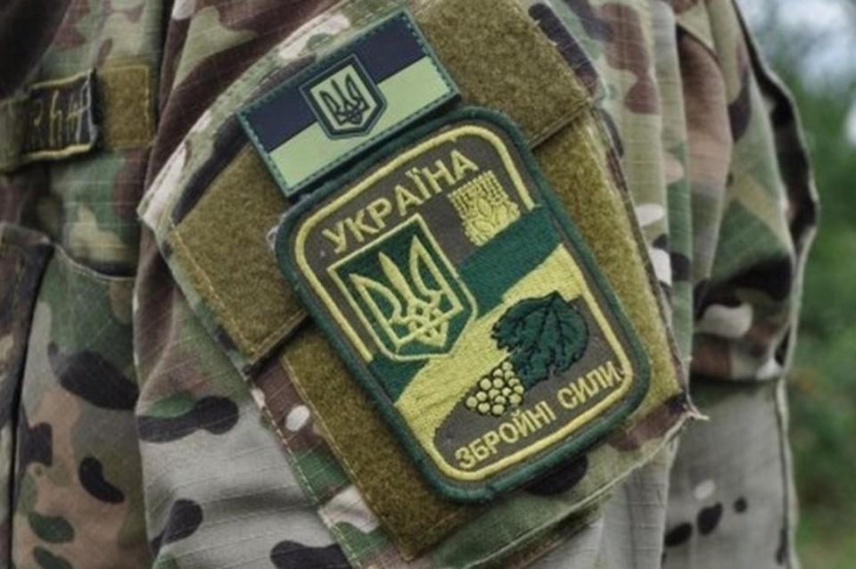 В Донбассе 30 украинских боевиков из одной бригады ушли в самоволку. Фото: штаб ООС