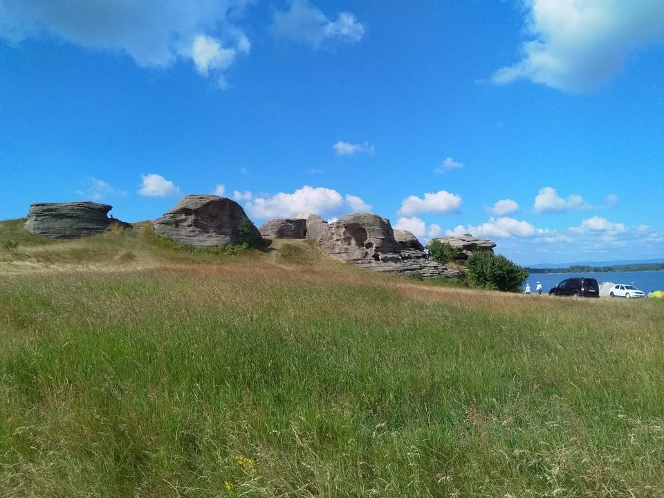 Большие Аллаки - археологический памятник.