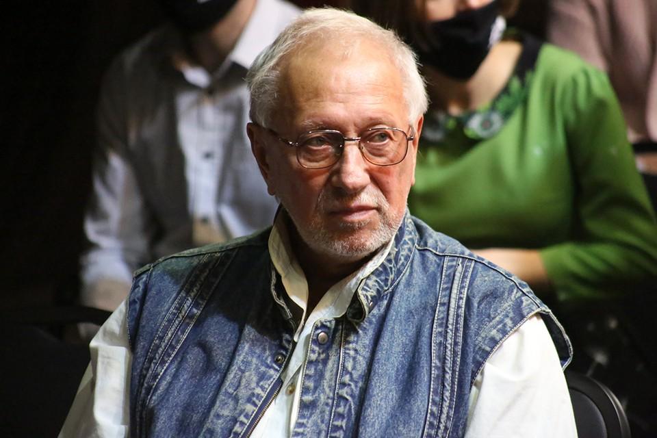 Актер Владимир Качан. Фото: Кристина БЕЗБОРОДОВА