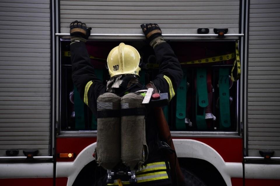 В Перми 8 мая произошел крупный пожар в микрорайоне Костарева.