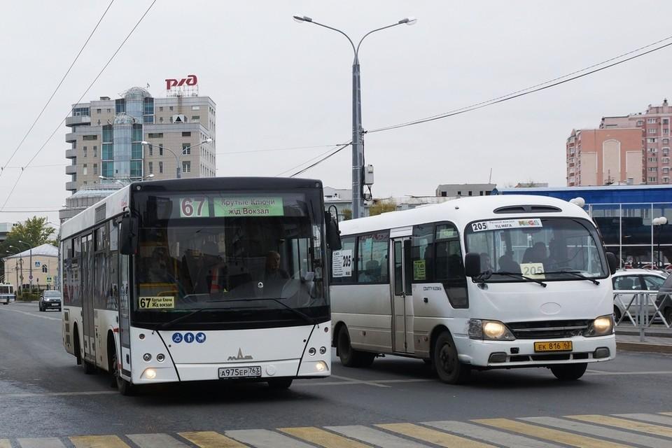 """Следовать автобус будет от КРЦ """"Звезда"""" до Хлебной площади и обратно"""