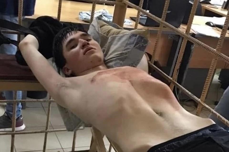 У устроившего стрельбу в школу в Казани диагностировано заболевание головного мозга. Фото: оперативная съемка.
