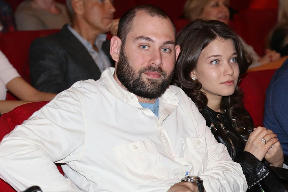 Семен Слепаков был женат на Карине с 2012 года