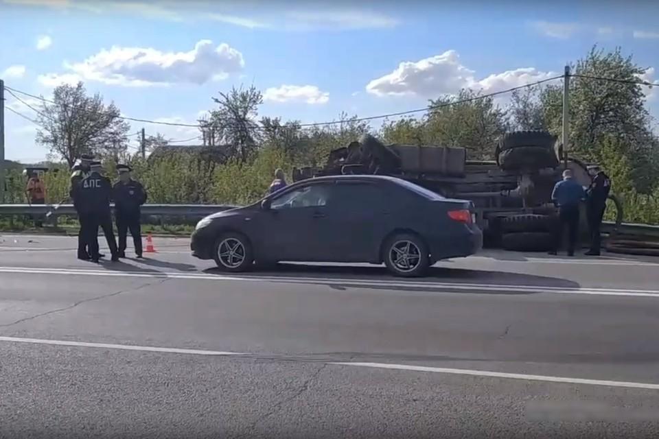 """В Липецке в ДТП с автоцистерной погиб водитель """"Рено"""""""