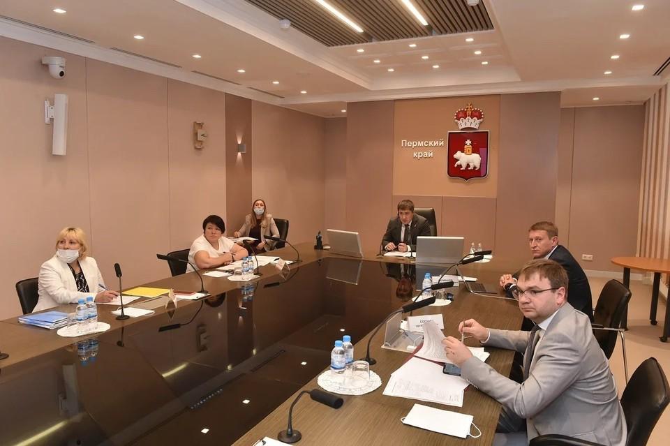Фото предоставлены Пресс-службой Администрации губернатора и Правительства Пермского края