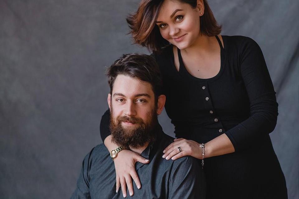 Марко и Роксана Мельпиньяно женаты уже семь лет. Фото: из личного архива