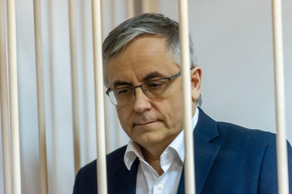 Главный нефролог Петербурга обвинен в убийстве супруги