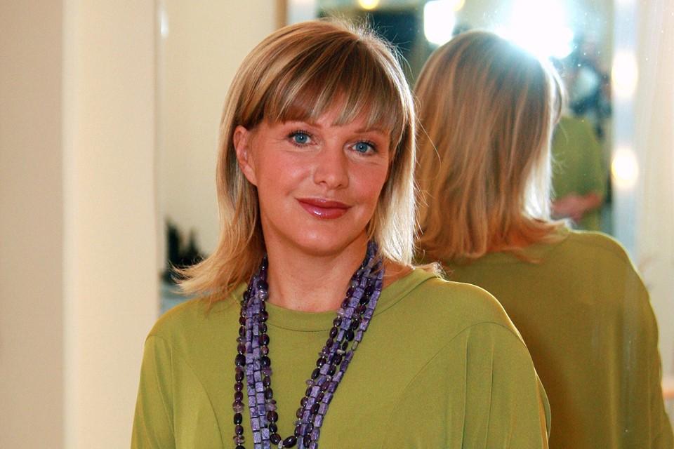 Актриса Елена Проклова.