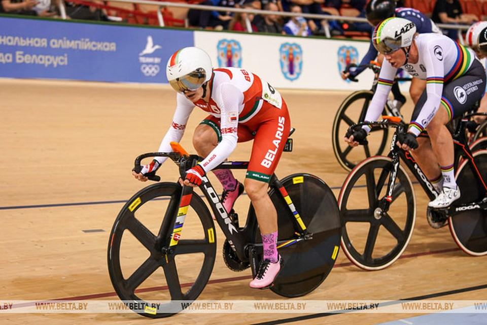 Чемпионат Европы по велотреку, который должен был пройти в Минске с 23 по 27 июня, отменили. Фото: БелТА
