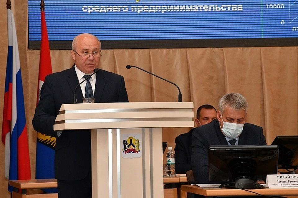 «Вырвали из контекста»: Сергей Кравчук опроверг гуляющую в сети информацию о росте зарплат