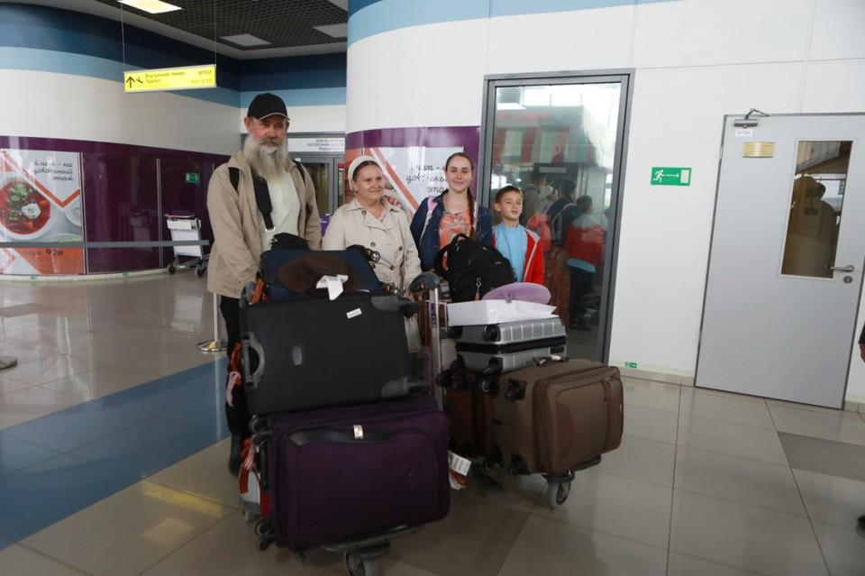 Как только Калугины обустроятся в Приморье, к ним прилетят еще 20 родственников. Фото: Правительство Приморского края