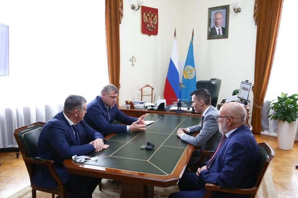 Фото: Управление пресс-службы и информации администрации губернатора Астраханской области