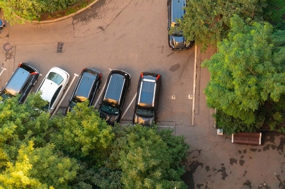 В крае появится госслужба по эвакуации автомобилей