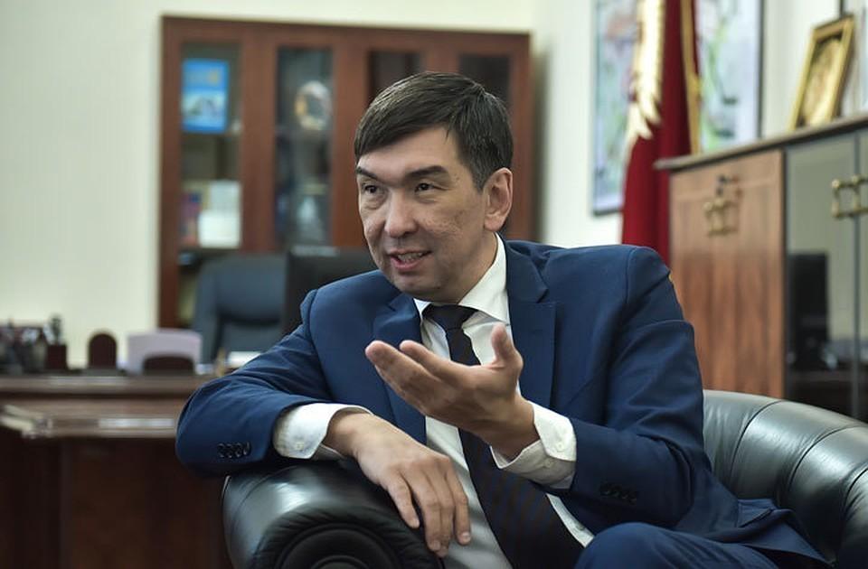 Экс-мэр Бишкека арестован до окончания следствия.