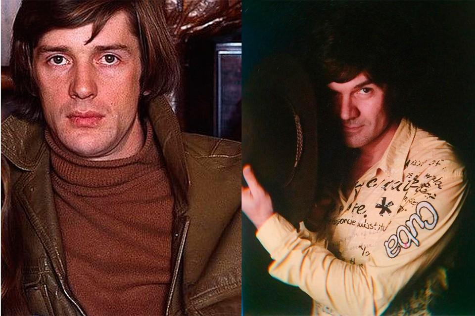 Кирилл (справа) утверждает, что внебрачный сын артиста Абдулова (слева) Фото: GLOBAL LOOK PRESS/соцсети