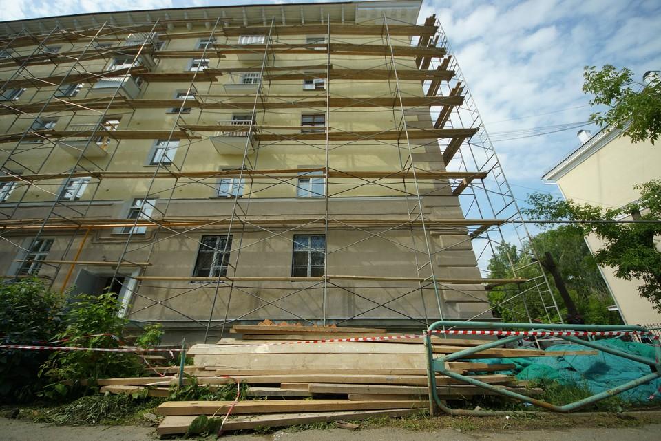 В перечень работ входят замена сетей, модернизация лифтов, ремонт крыш, фасадов и подвальных помещений