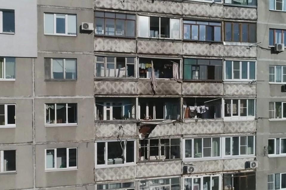 Взрыв в доме на Краснодонев произошел 11 июля 2020 года.