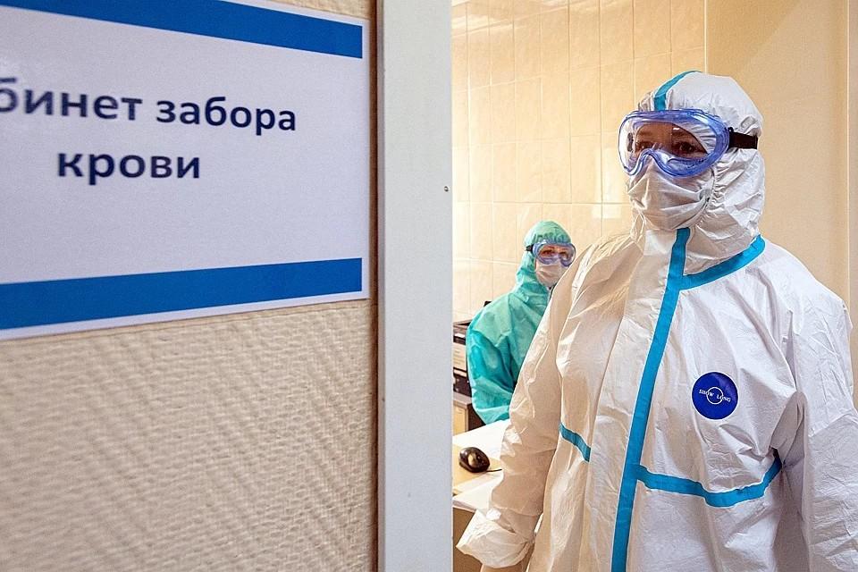 Всего с начала пандемии в Пермском крае подтверждено 57 275 случаев новой коронавирусной инфекции.