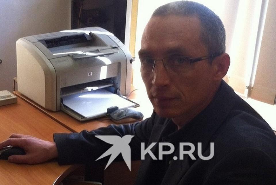 48-летний Сергей Болков задержан сотрудниками СОБРа. Фото: соцсети