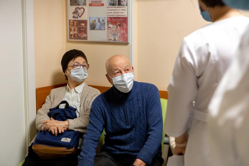 Всего с начала пандемии в Амурской области выявили 22 727 фактов заболевания
