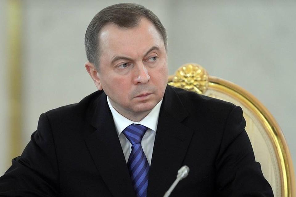 Макей отметил, что санкционное давление Запада лишь способствует сближению Беларуси с Россией. Фото: ТАСС