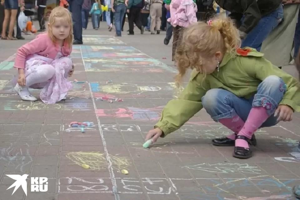Программы для детей 1 июня будут организованы во всех районах Твери.