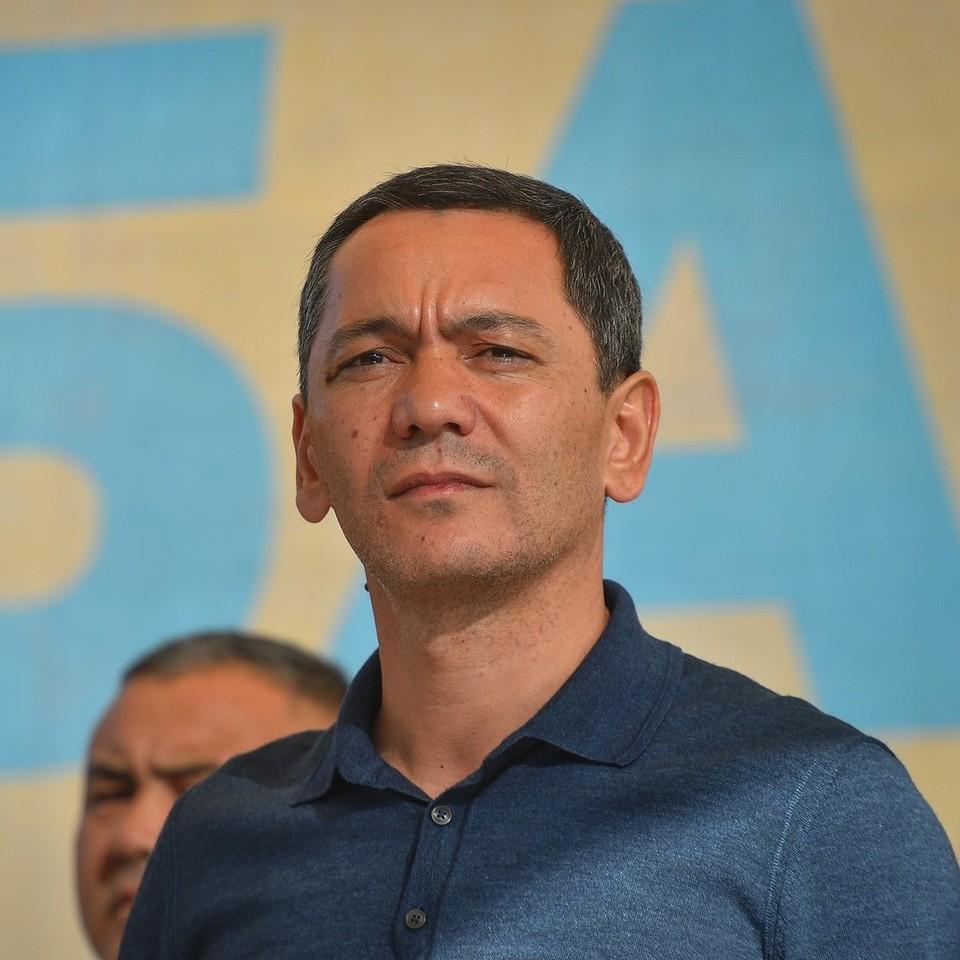Экс-премьер-министр снова задержан.