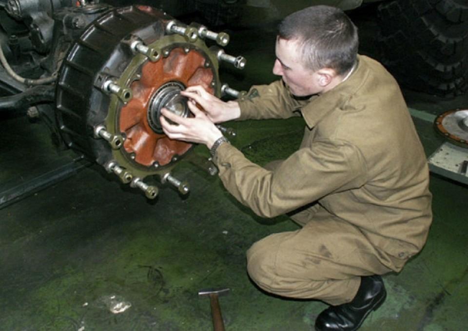 Совсем скоро военнослужащие приступят к исполнению обязанностей. Фото: архив «КП»-Севастополь»