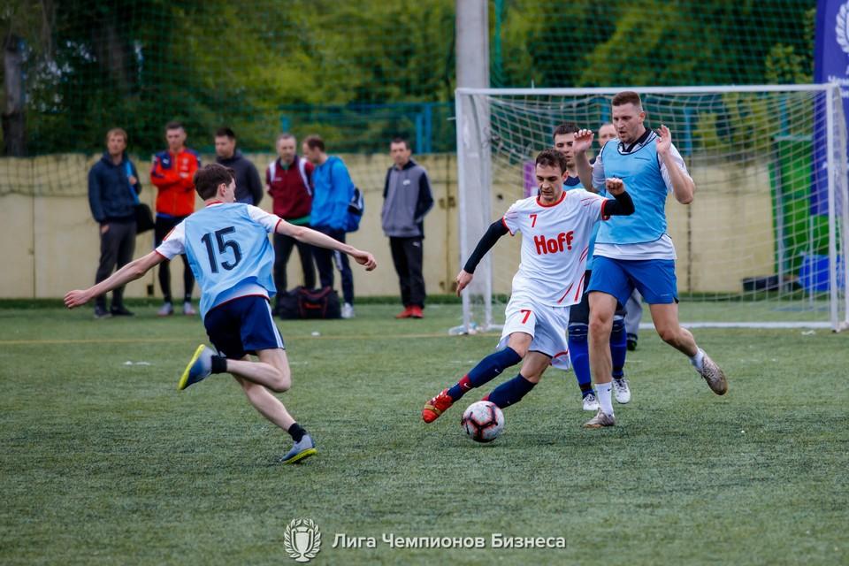 Команды в финале сезона порадовали поклонников зрелищной игрой.