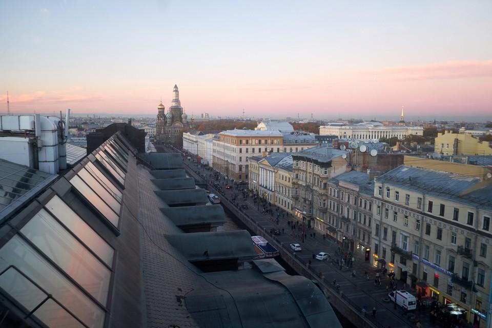 Сайт о руфинге заблокировал суд Петербурга.