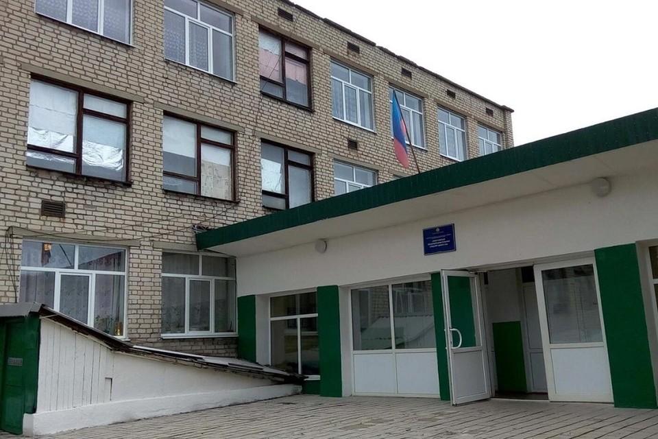 ВСУ часто стреляют по школам Донбасса (архивное фото). Фото: Золотовская школа №4