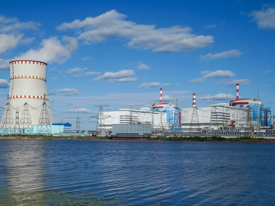 Калининская АЭС Фото: управление информации и общественных связей Калининской АЭС