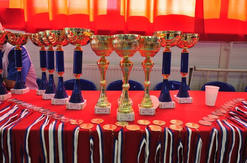 В Радужном прошел турнир по боевому самбо Фото: официальный сайт администрации города Радужный