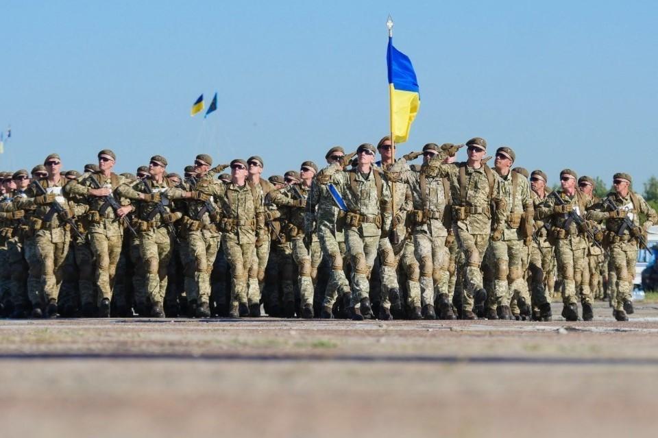 Военнослужащим остается только ждать ротации подразделений. Фото: Минобороны Украины