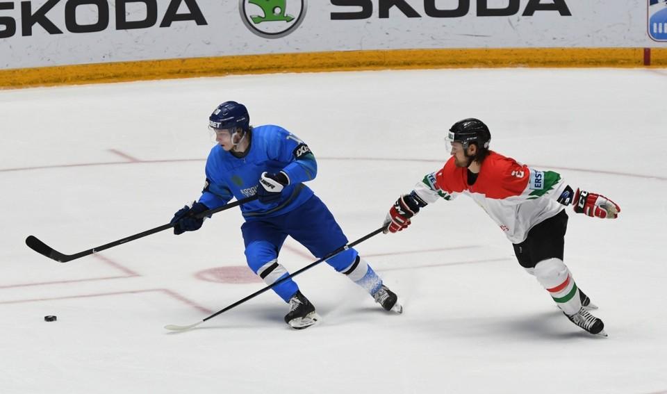 На текущем чемпионате мира сборная Казахстана впервые в истории претендует на выход в плей-офф