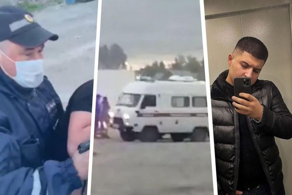 Более тысячи новосибирцев подписала петицию в защиту инспектора ДПС. Фото: скриншот с видео/соцсети
