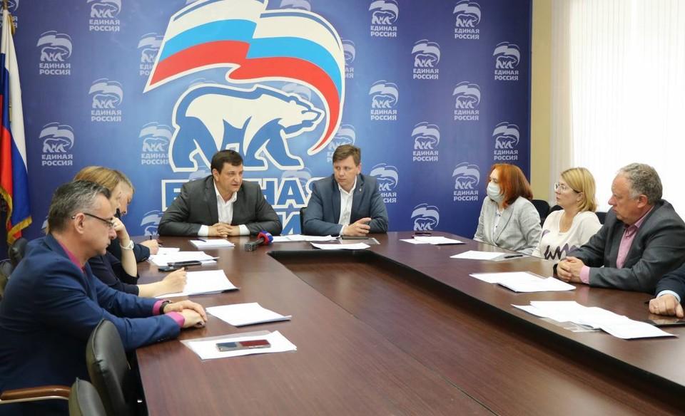 78 тысяч смолян приняли участие в предварительном голосовании «Единой России». Фото: Андрей Смирнов.