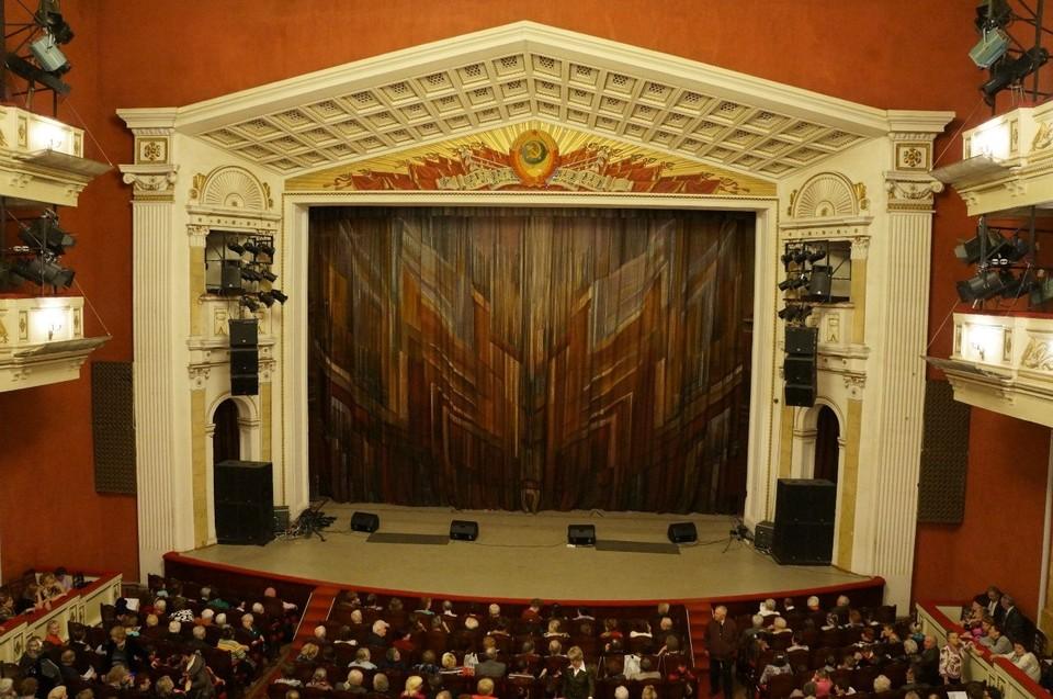 Дворец культуры имени А.Г. Солдатова будет реконструирован.