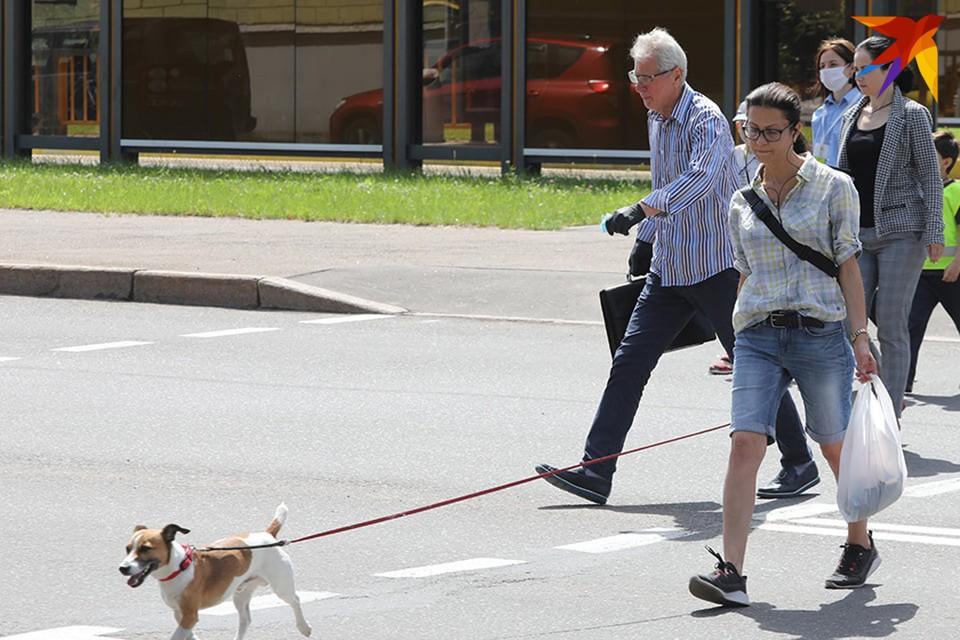Теплая без дождей погода ожидается в Беларуси в среду, 2 июня.