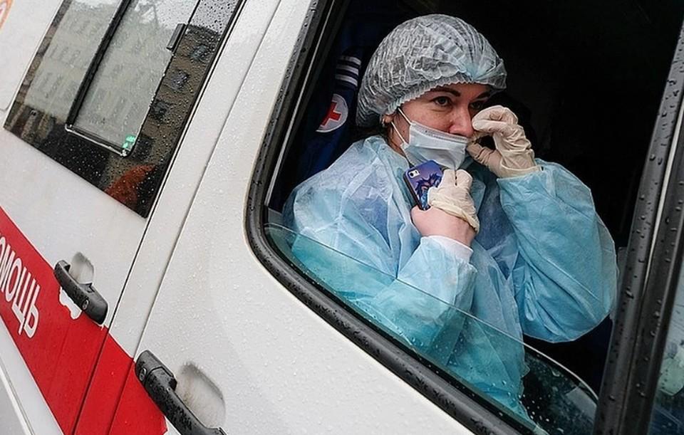 Общее число заболевших в Пермском крае с начала пандемии - 57 563.