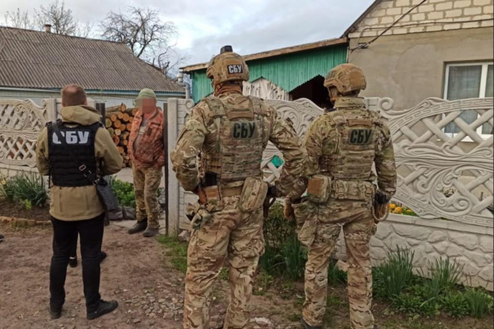 Сотрудники СБУ до сих пор «охотятся» на организаторов референдума о независимости Донбасса. Фото: СБУ