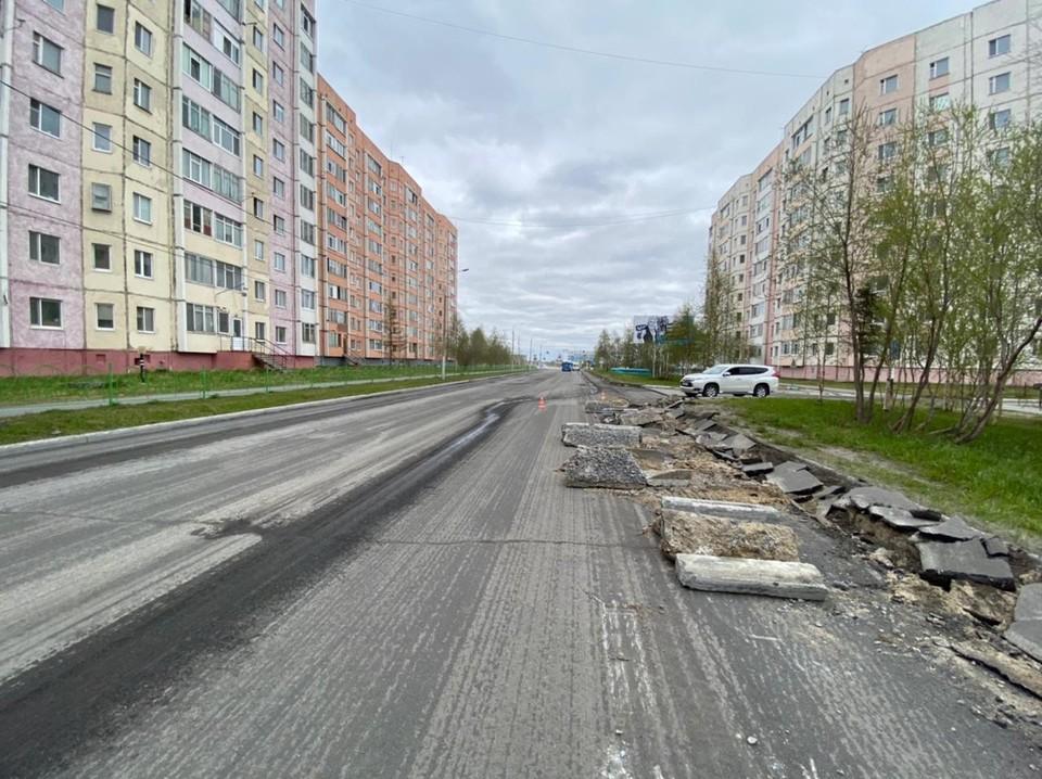 "Фото: ООО ""Уренгойдорстрой"""