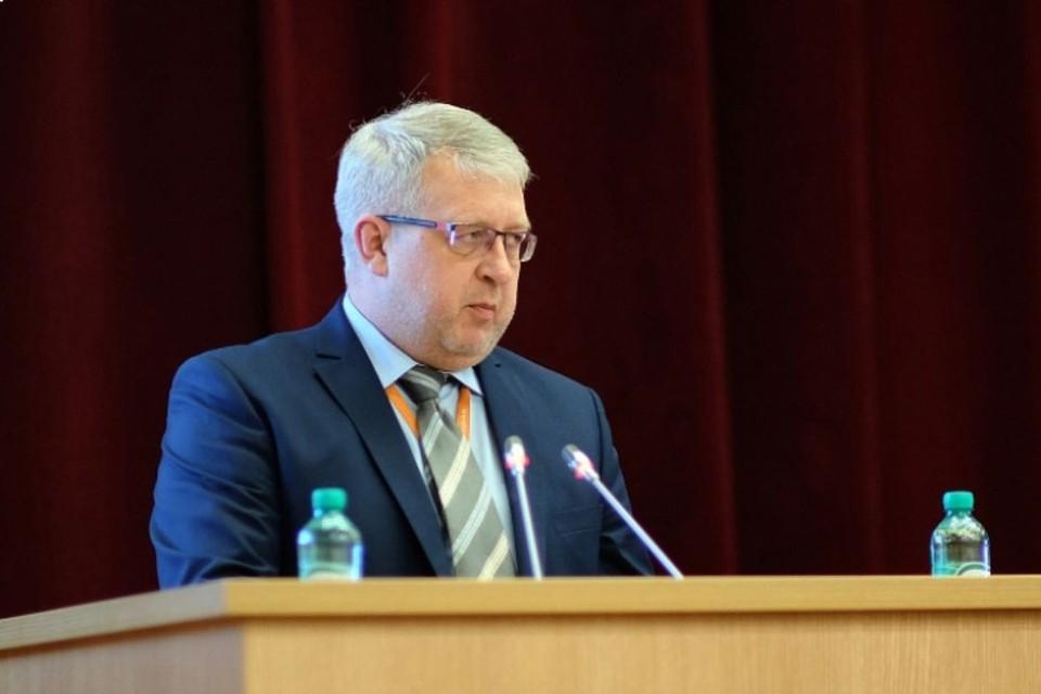 Игорь Селезнев родился в Кирове 9 января 1972 года. Фото: kirovreg.ru