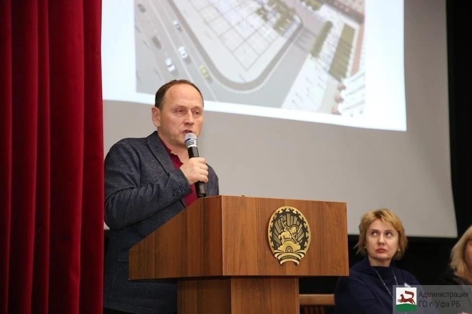 Байдин занимал должность главного архитектора столицы с декабря 2017 года.