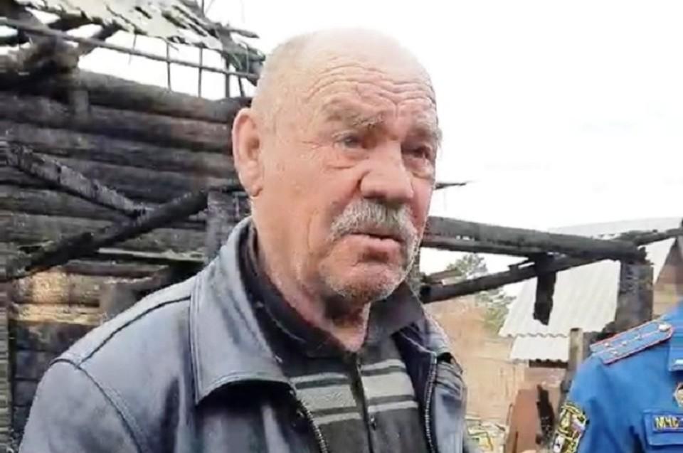 Сибиряка, по неосторожности спалившего два дома в Ангарске, разыскивает полиция