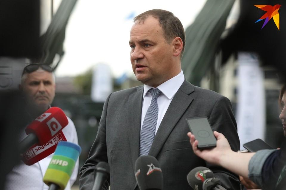 Головченко заявил, что западные санкции не представляют угрозы экономике Беларуси