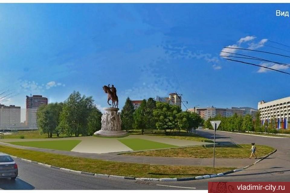 Фото: администрация города Владимира