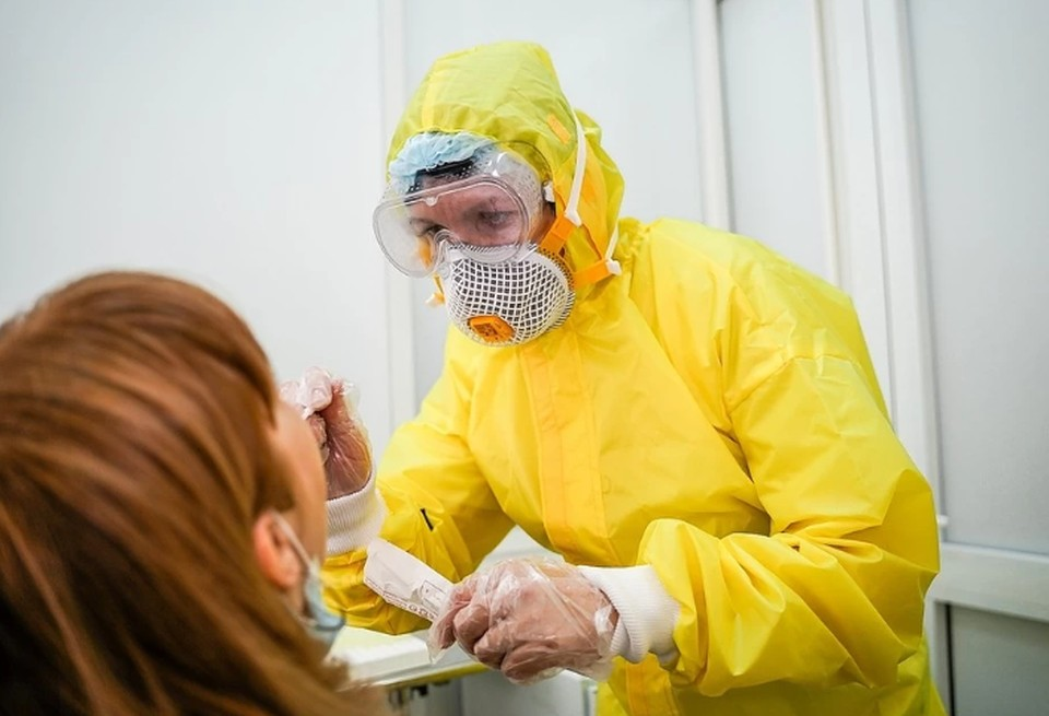 Общее число заболевших в регионе с начала пандемии - 57 660.